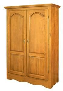 louez une armoire 2 portes la bresse ch 234 ne massif louer du