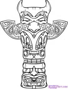 Motif Planche De Surf #15: How-to-draw-a-totem-pole-step-9.jpg