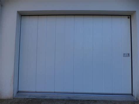 porte de coulissante 3 volets galerie photos volets portes de garage