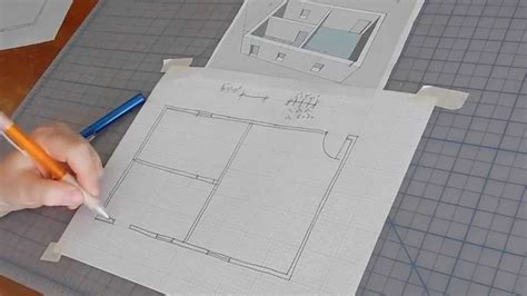 how to draw a floor how to sketch a floor plan youtube