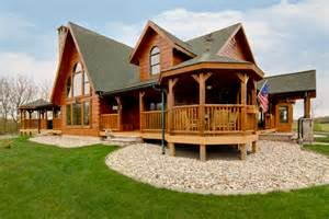 Octagon Log Homes by Outdoor Entertainment Areas For Your Log Home