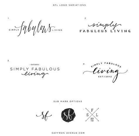 8 Fabulous Designers by Logo And Design Simply Fabulous Living