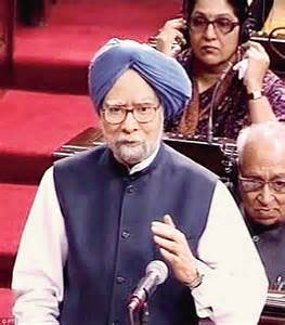 manmohan singh monsters modi s cull calling it a monumental management failure daily