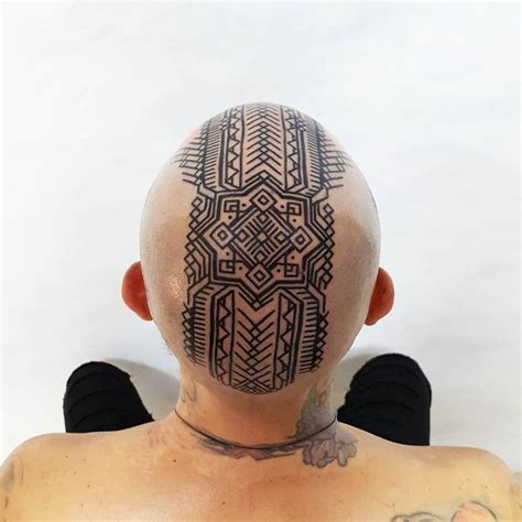 brian tattoo alluring amazonian tribal style by brian gomes