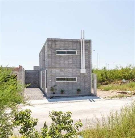 building a concrete block house modern concrete block house low budget plan interior