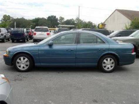 2002 lincoln ls v8 engine for sale purchase used 2002 lincoln ls v8 in 3270 n highway 17 92