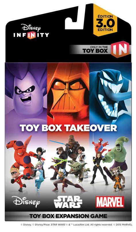 disney infinity box how to disney infinity 3 0 box takeover review