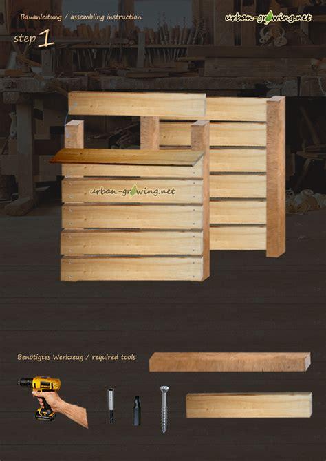 komposter aus holz selber bauen komposter selbst bauen bauanleitung kompostkasten