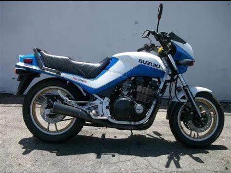Suzuki Gs500 E 1985 Suzuki Gs500e