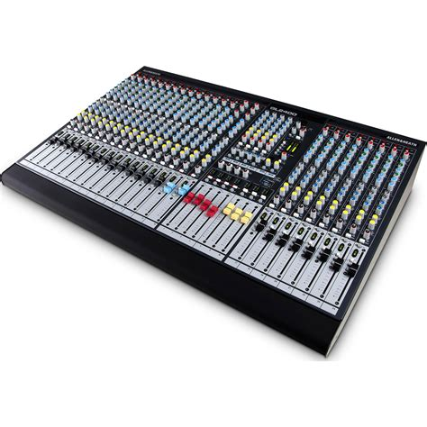 Mixer Allen Heath Gl2400 24 allen heath gl2400 24 channel mixer pro system services