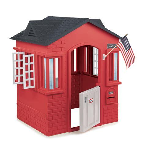tikes cottage tikes cape cottage playhouse reviews wayfair