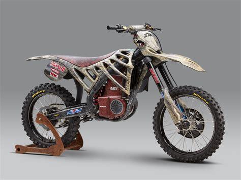 electric motocross bike for honda mugen goes electric motorcross racing dirt bike test