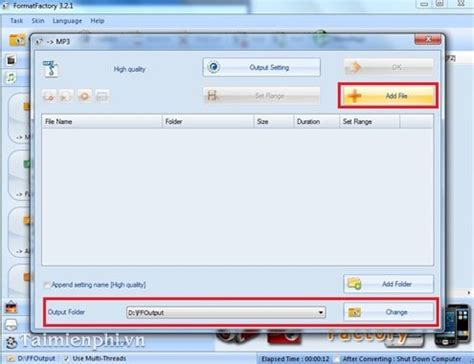 format factory remove audio from video chuyển đổi đổi đu 244 i audio bằng format factory