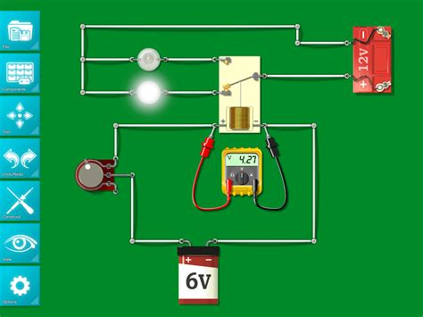 free electronic circuit builder circuit and schematics