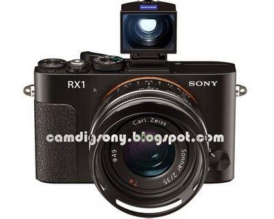 Kamera Dslr Sony Lengkap harga dan spesifikasi lengkap kamera digital sony cybershot dsc rx1 sony digital