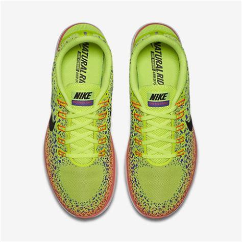 Sepatu Nike Free 5 0 Yellow jual sepatu lari nike free rn distance yellow original