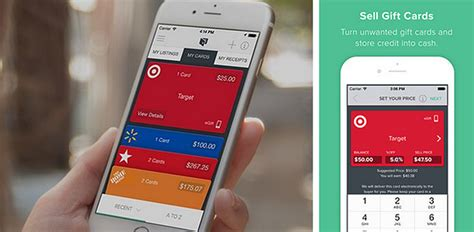 Trade In Unused Gift Cards - 27 free apps to help you save money