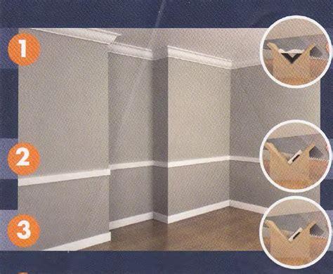 Deckenleisten Styropor Ecken Schneiden by Deckenleisten Auf Gehrung Schneiden Anleitung Fachartikel