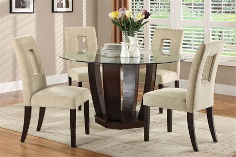 round glass top dining room tables west palm i distinctive pedestal round glass top dining