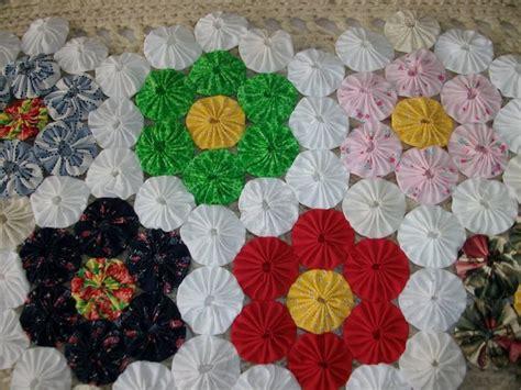 pattern for yo yo quilt 327 best images about yo yo dolls on pinterest handmade