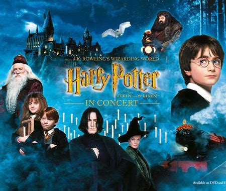 harry potter und der harry potter and the philosopher s stone in concert dresdner philharmonie