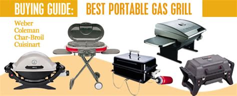 Best Portable Bbq Grill by Best Portable Gas Grill The Top 5 Roundup For 2018