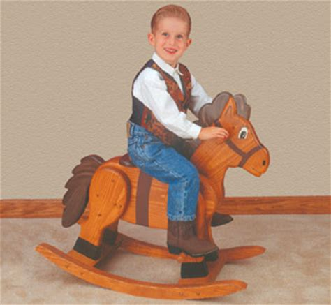 winfield collection rocking horse plan workshop supply