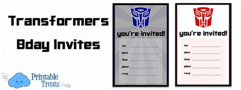 printable decepticon id card template printable transformers birthday invitations