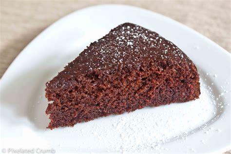 simple vegan chocolate cake recipe dishmaps