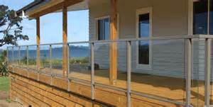 Handrail Systems For Decks Framed Glass Balustrade Juralco Balustrade Systems Nz