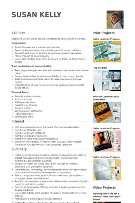 senior graphic designer resume sles visualcv resume sles database