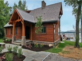 lakeside cottage plans small lakefront home plans small retirement home plans