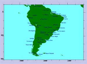 weather at airports south america