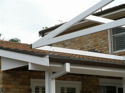 gable roof eco awnings