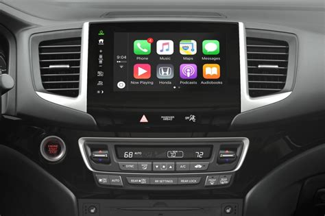 image 2017 honda pilot apple carplay size 1024 x 682