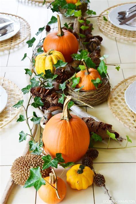 Tischdeko Mit by Die Besten 25 Herbstliche Tischdeko Ideen Auf