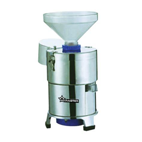 Juicer Kedelai mesin kedelai sbg z12 60 stainless steel