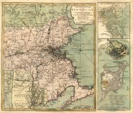 Massachusetts Bay Colony Map by Massachusetts Colony Map