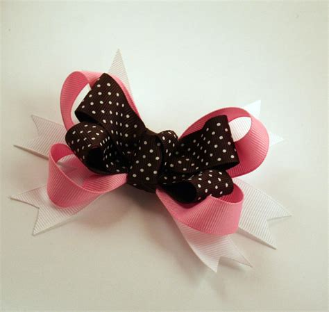 How To Make Different Types Of Hair Bows by Learn To Make Hair Bows Brown Hairs