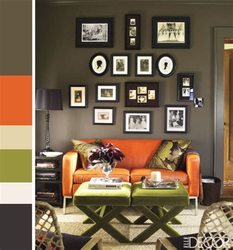 green and orange living room best 25 green and orange ideas on orange interior retro and orange color