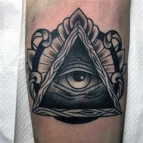 all seeing eye tattoo design 50 traditional eye designs for school ideas