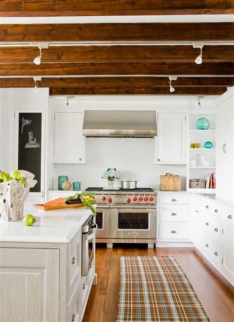 exposed wood beams love this look exposed wood ceiling beams the