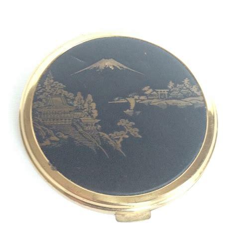 fuji compact nivag collectables mount fuji mount fuji powder compact