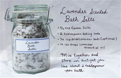 how to use bath how to make scented bath salts loulou downtown