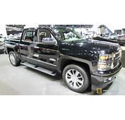 2015 Chevrolet Silverado 1500 High Country  Exterior Interior