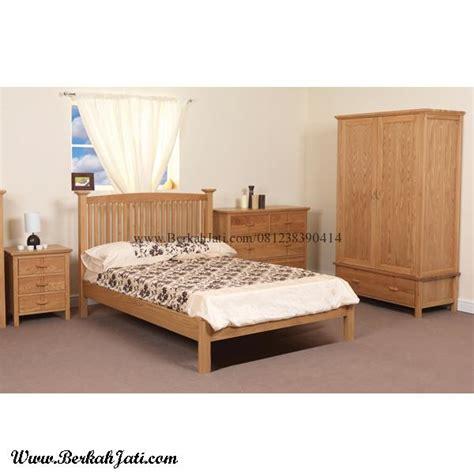 Dipan Minimalis Berlaci Dipan Minimalis Kayu Jati set kamar tidur minimalis modern kayu jati berkah jati