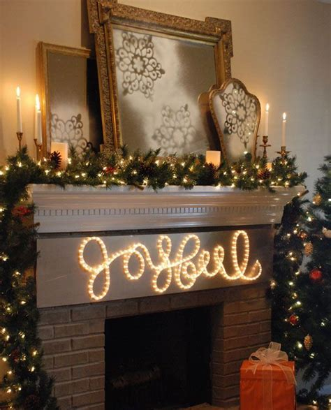 indoor christmas decorating ideas 31 gorgeous indoor d 233 cor ideas with christmas lights
