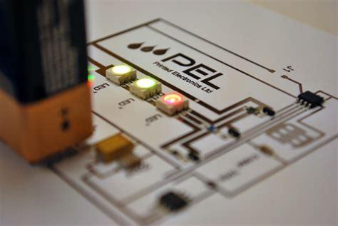 printable flexible electronics printed electronics commercial fabrication of electronic