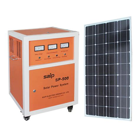Small Home Solar Power Generator 1000w Small Solar Generator Solar Power System Solar Power