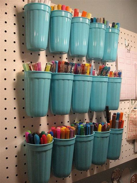 cool pegboard ideas cool dollar store organizing storage ideas noted list